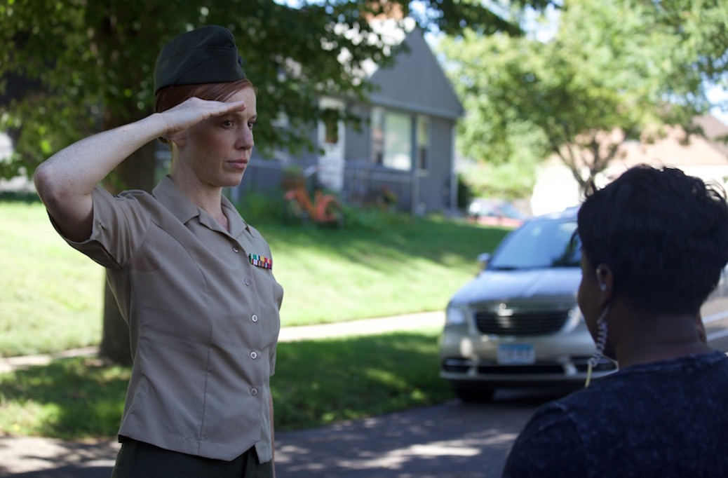 Review: 'Blood Stripe' (Kate Nowlin, Chris Sullivan)